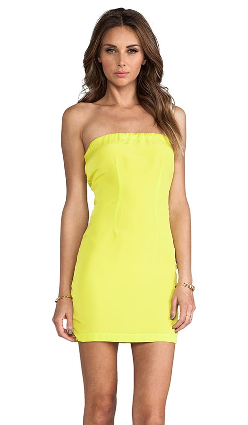 Neon Collection Tube Dress