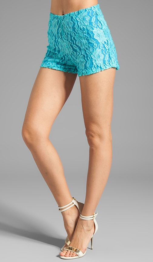 Neon Collection Hot Shorts