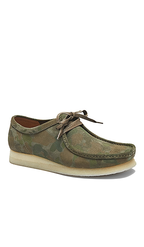 New Republic by Mark McNairy Noel Short Boot in Green