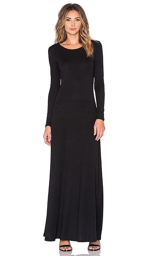 NYTT Mia Maxi Dress in Black