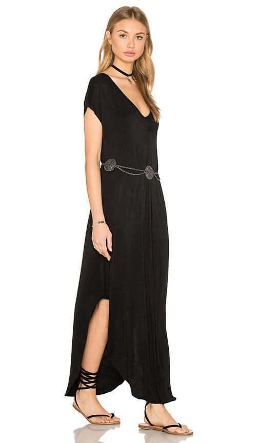 NYTT Zelda Maxi Dress in Black