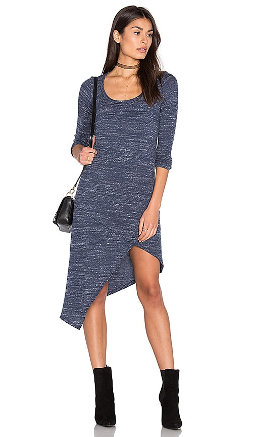 NYTT Asymmetrical Dress in Blue