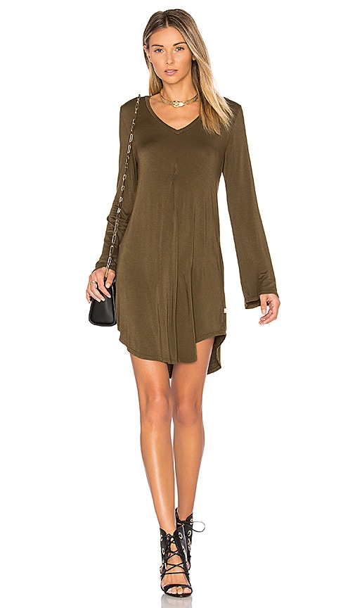 NYTT Shift Dress in Green
