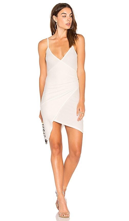 NYTT Cami Wrap Dress in White