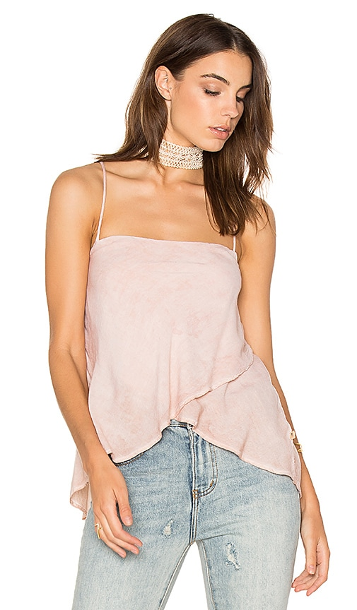 NYTT Layered Cami in Pink
