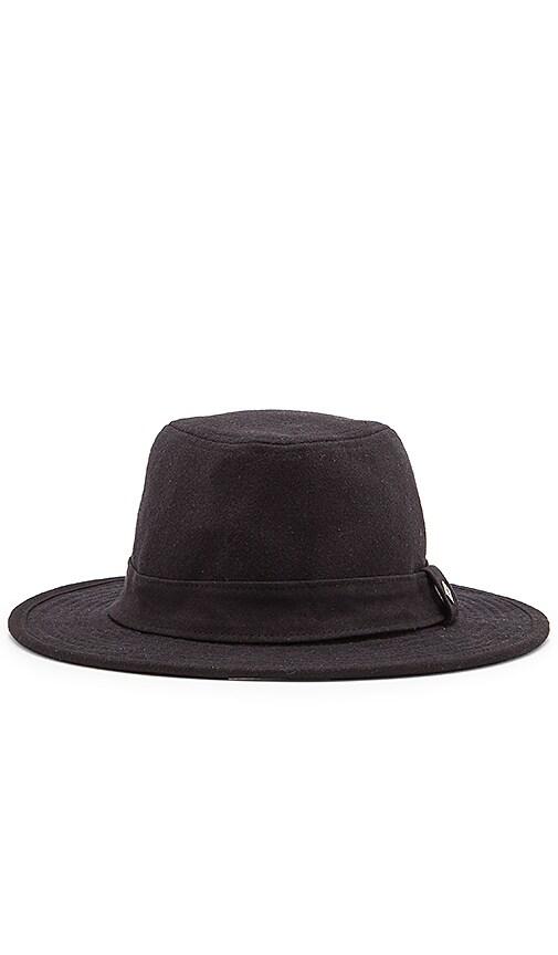 Obey Aaron Brim Hat in Black