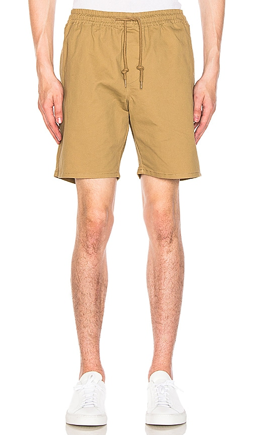 Obey Legacy Short II in Tan