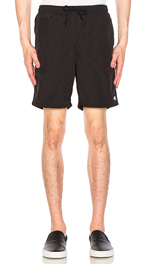 Obey Dolo Short in Black