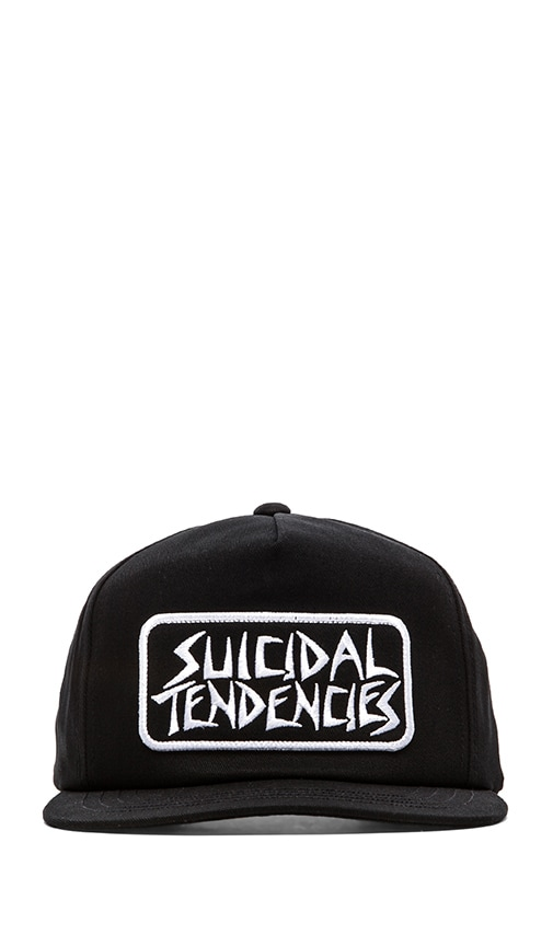x Suicidal Tendencies Collection Propaganda Snapback