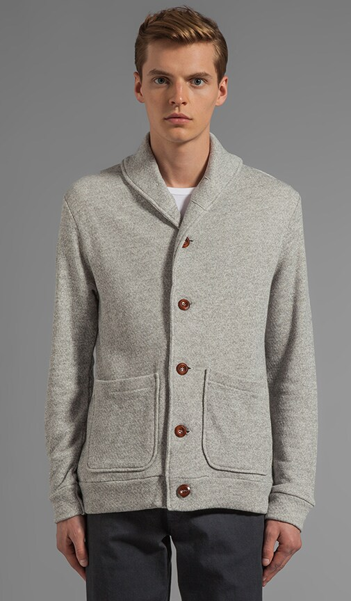 Bowen Heavyweight Cardigan