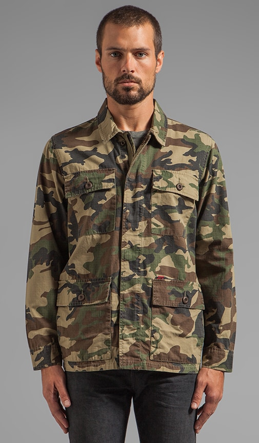 Dissent BDU Inspired Jacket