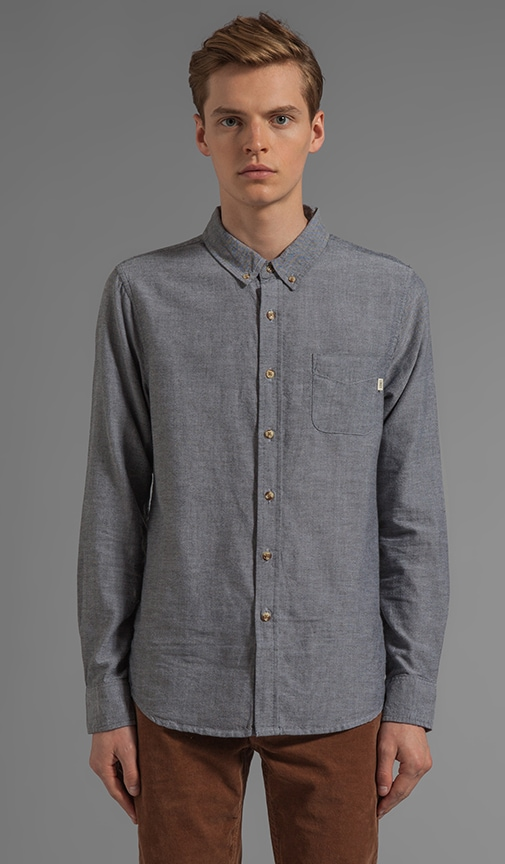 End on End Oxford L/S Shirt