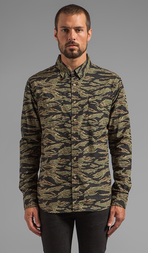 Field Assassin Flannel Button Down