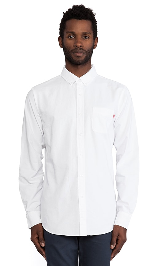Dissent Oxford Button Down