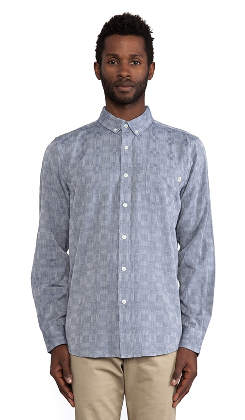 Warwick Button Down