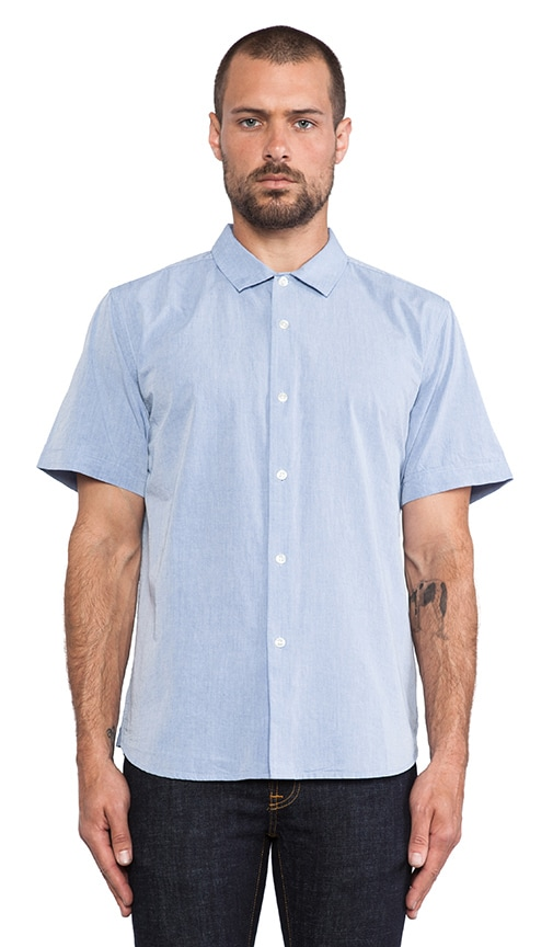 Dissent Chambray Button Down