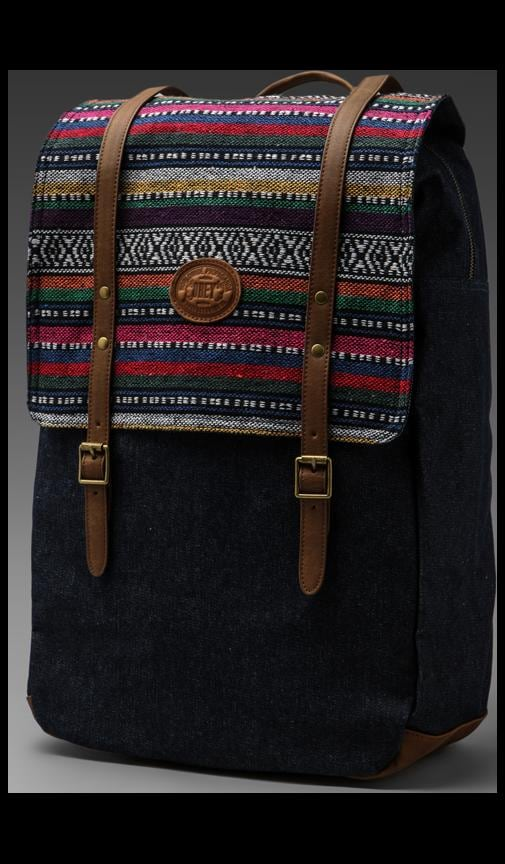 Mojave Map Backpack