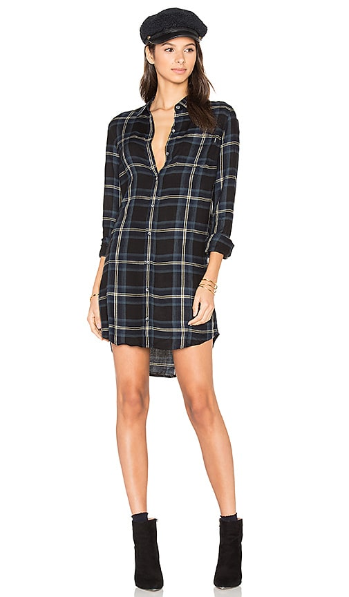 Obey Ammalyn Shirt Dress