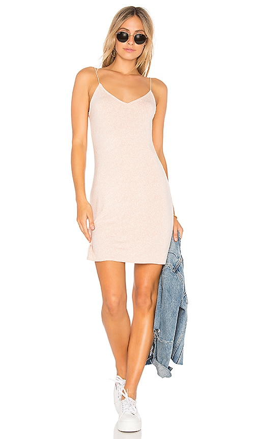 Obey Sweet Jane Dress in Pink