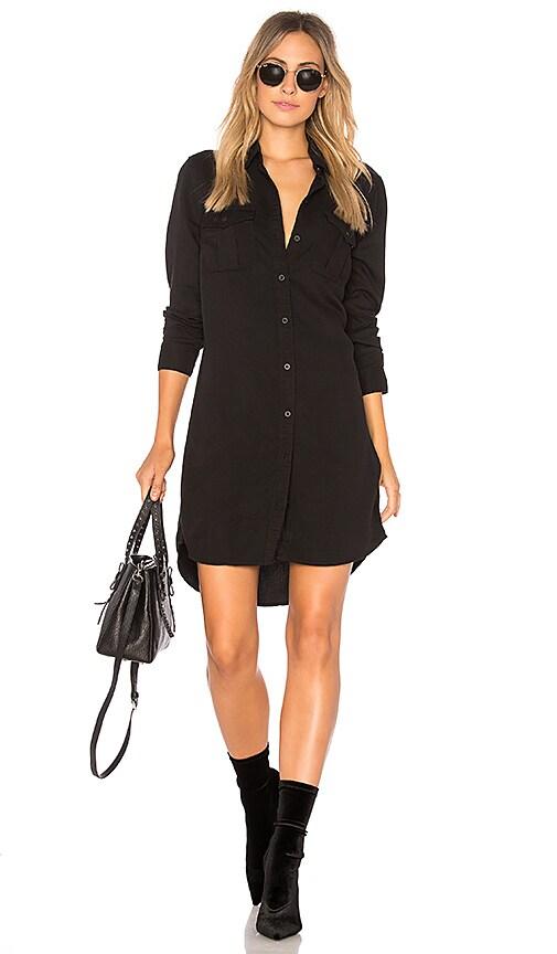 Obey Jett Dress in Black