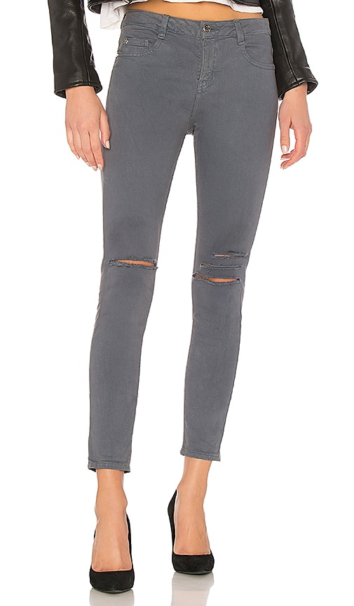 Obey Slasher Skinny II Jean in Forest