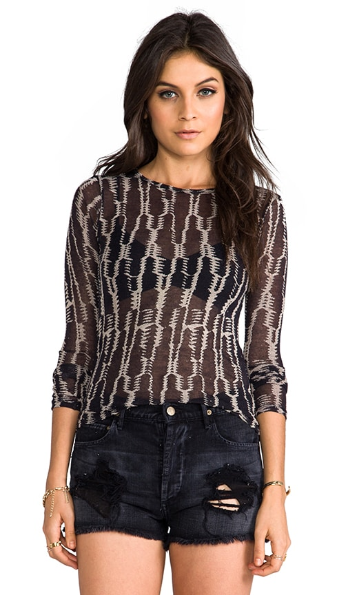 Savage Sonora Knit Sweater