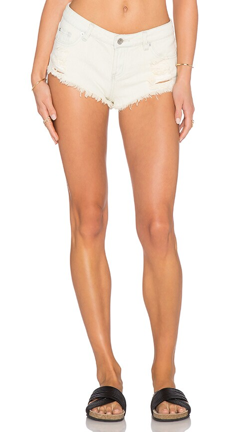 Obey Ex-Boyfriend Short in Bleach