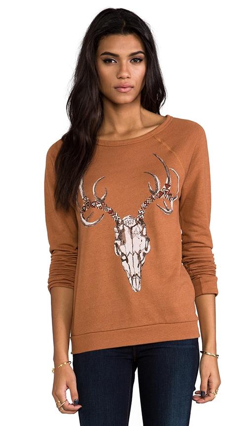 Taos Embroidery Sweatshirt
