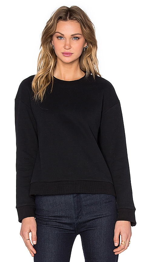 Obey Undercover Crewneck Sweater in Black
