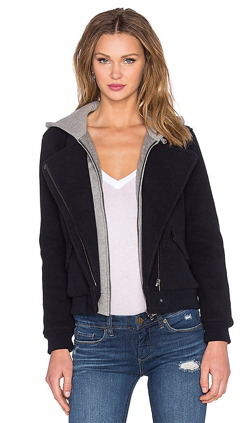 Germain Hooded Jacket