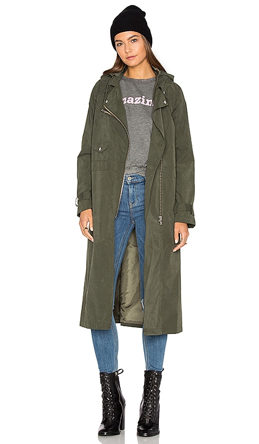 Obey Easy Rider Trench in Army