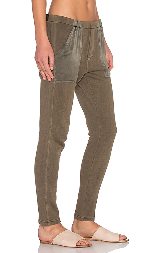Obey Berlin Pant in Canteen