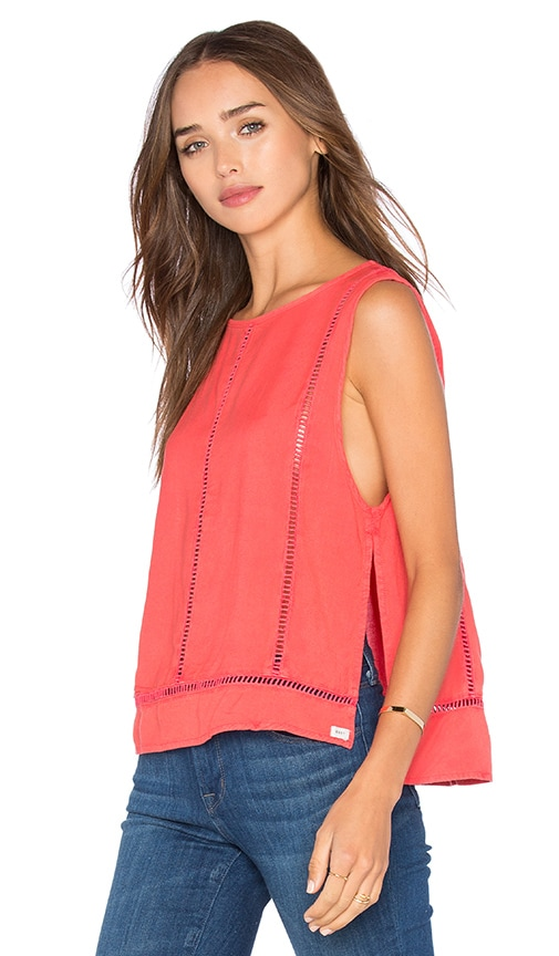 Obey Vicious Tank in Coral