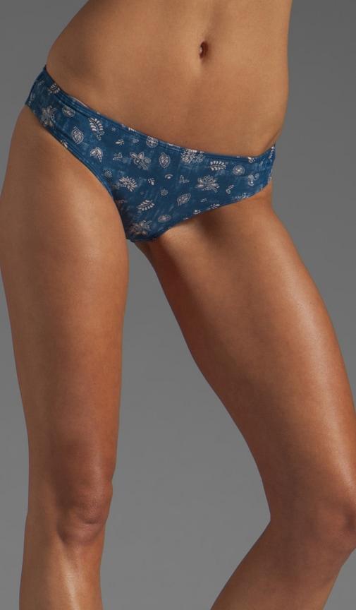 Batik Ditsy Floral Bikini Bottom
