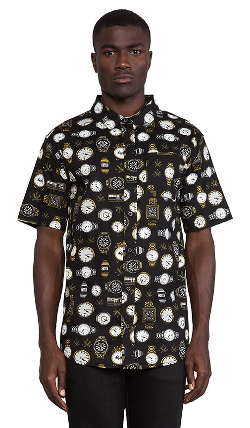 Domo High Tick Toke Button Up