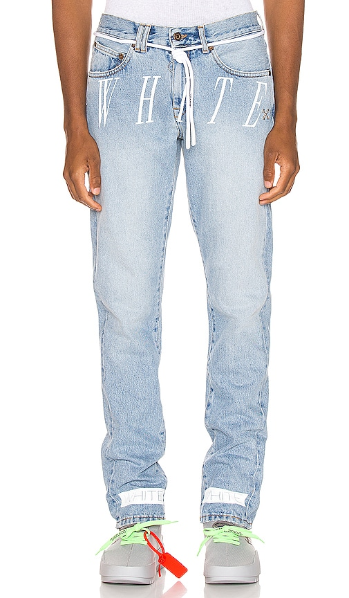 Slim Denim Jean