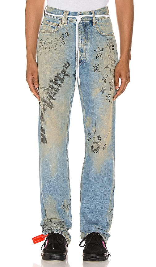 Wizard Relaxed Fit Jeans