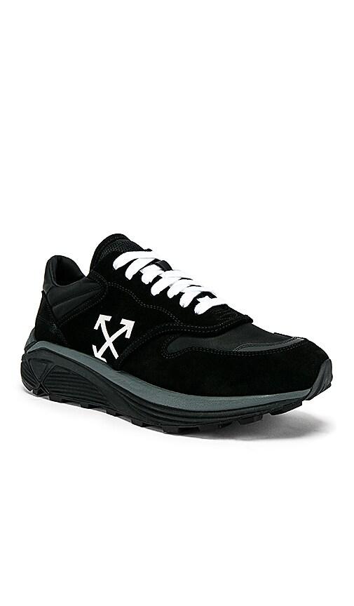 OFF-WHITE Jogger Sneaker in Black