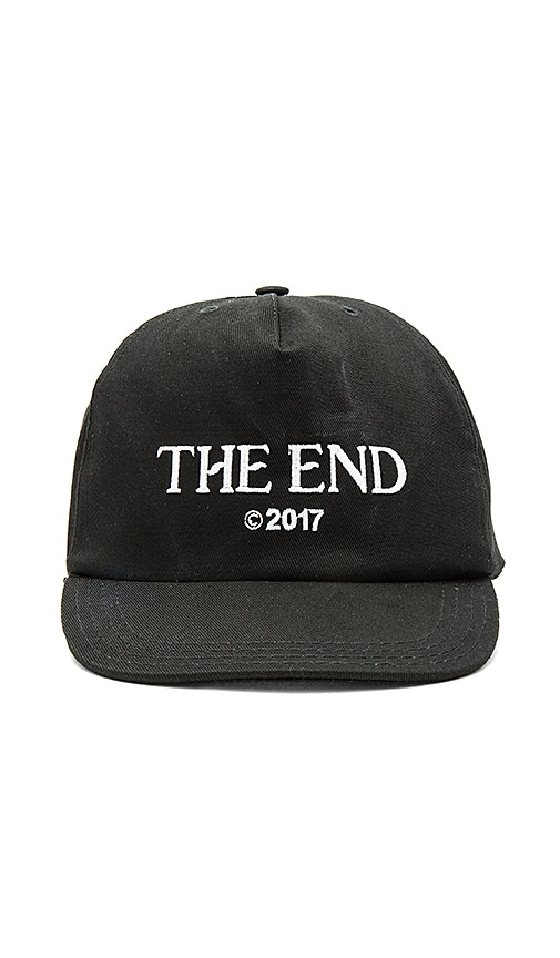 OFF-WHITE The End Cap in Black   White  0ce05b6ec94c
