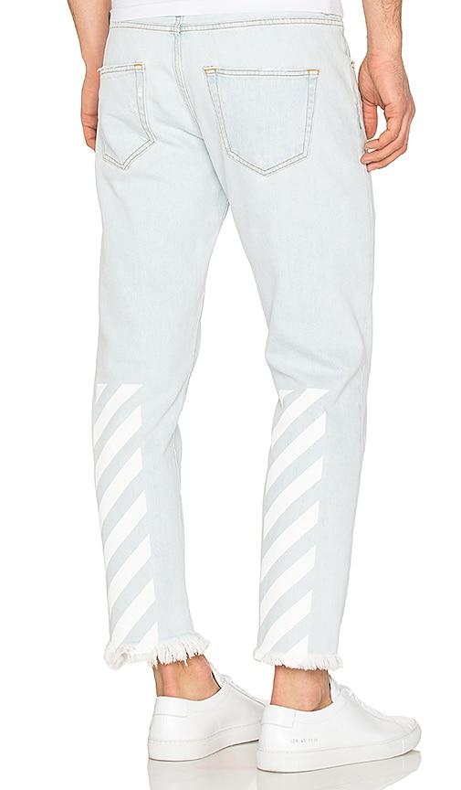 Slim Fit Crop Jean