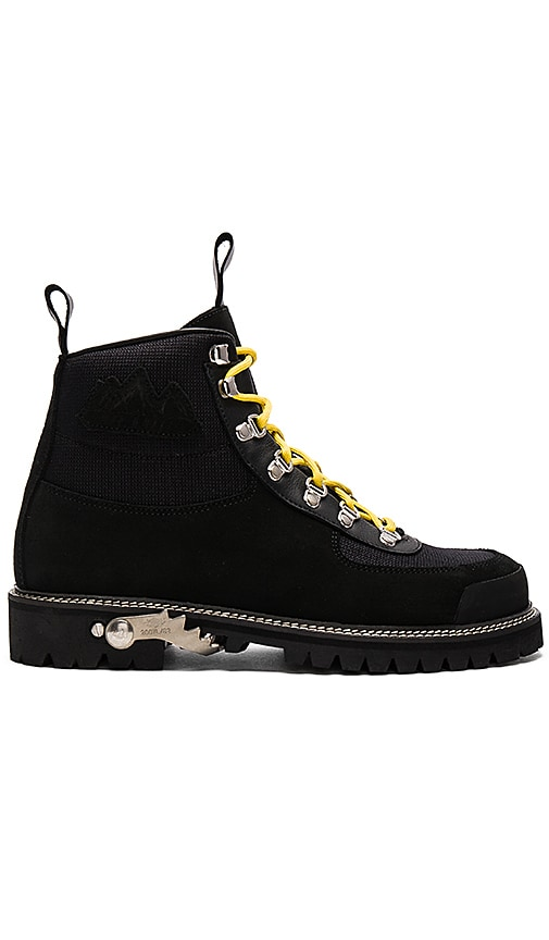 Cordura Hiking Boots