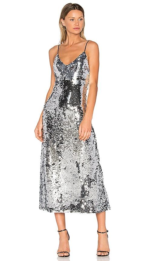Sequins Slip Dress