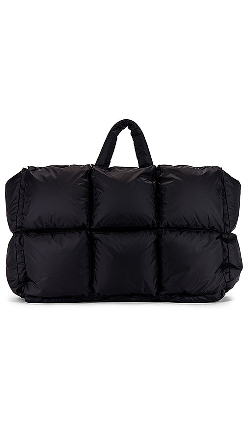 Puffy Nylon Bag