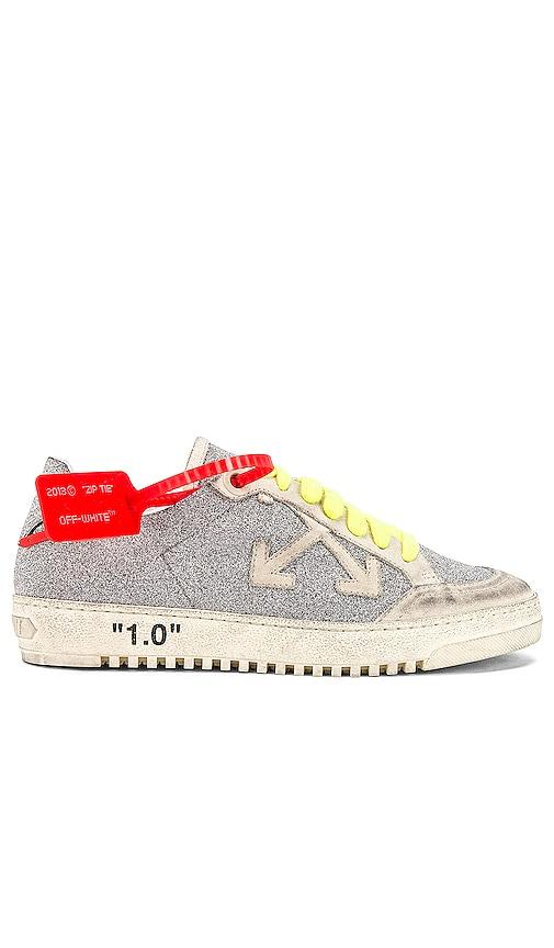 OFF-WHITE Glitter Arrow 2.0 Sneaker in