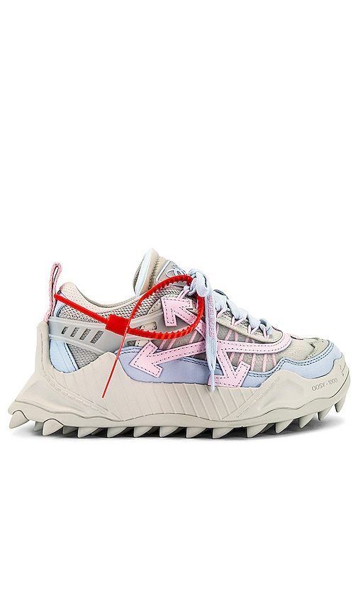 Off-White Leathers Odsy 1000 Sneaker