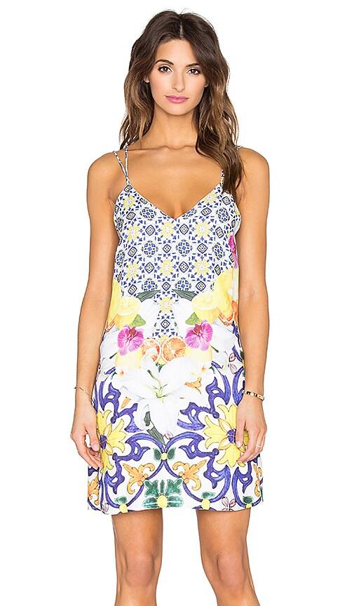 OH, BOY! Vestido Sirilanka Dress in Multi Floral Print