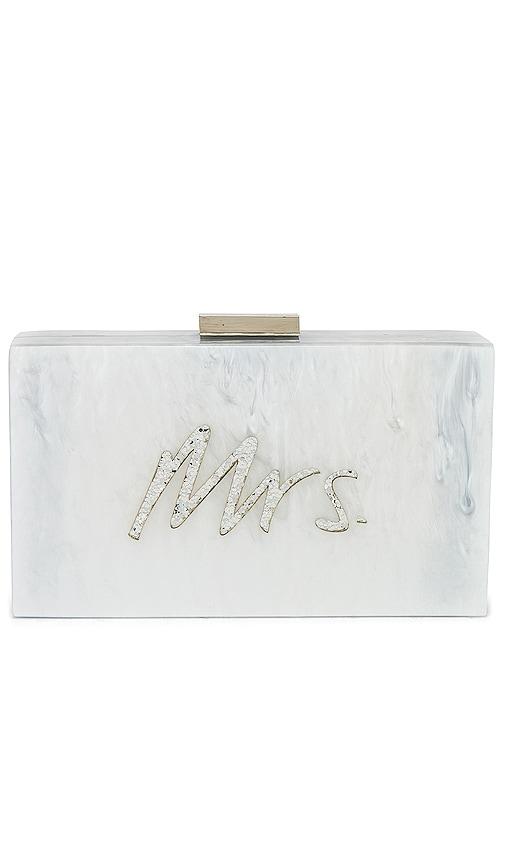 Mrs. Glitter Acrylic Pod olga berg $109