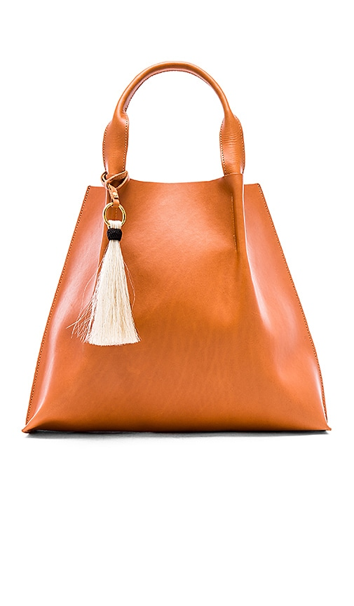 Oliveve Maggie Tote in Butterscotch