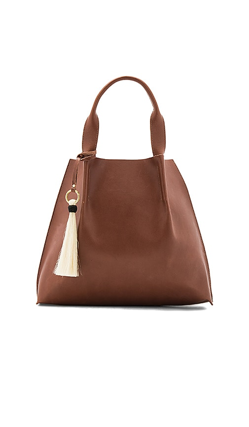 Oliveve Maggie Tote in Brown