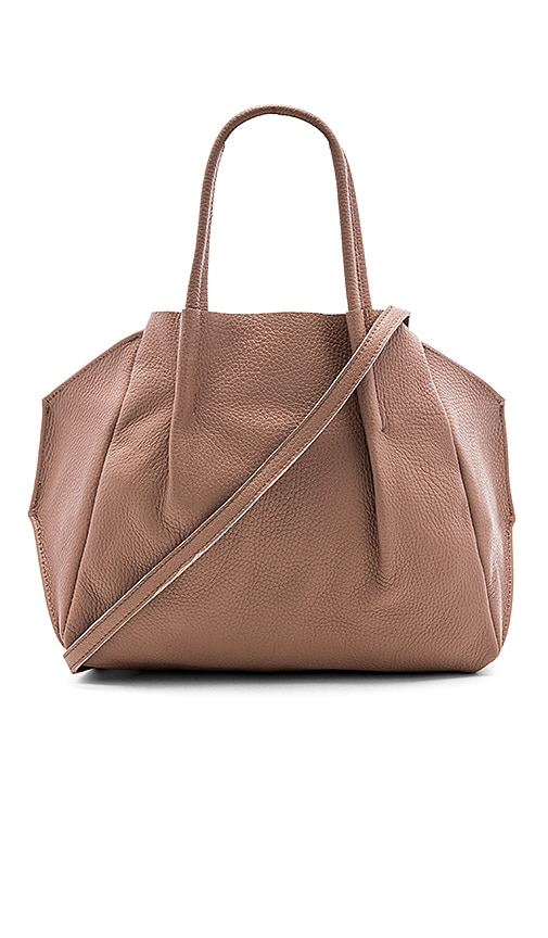 Oliveve Zoe Tote in Rose